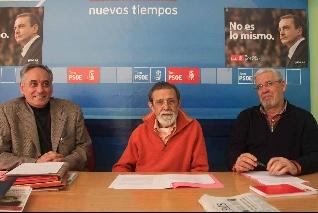 Los críticos del PSOE denuncian que la Comisión Gestora «está desligada» de la militancia